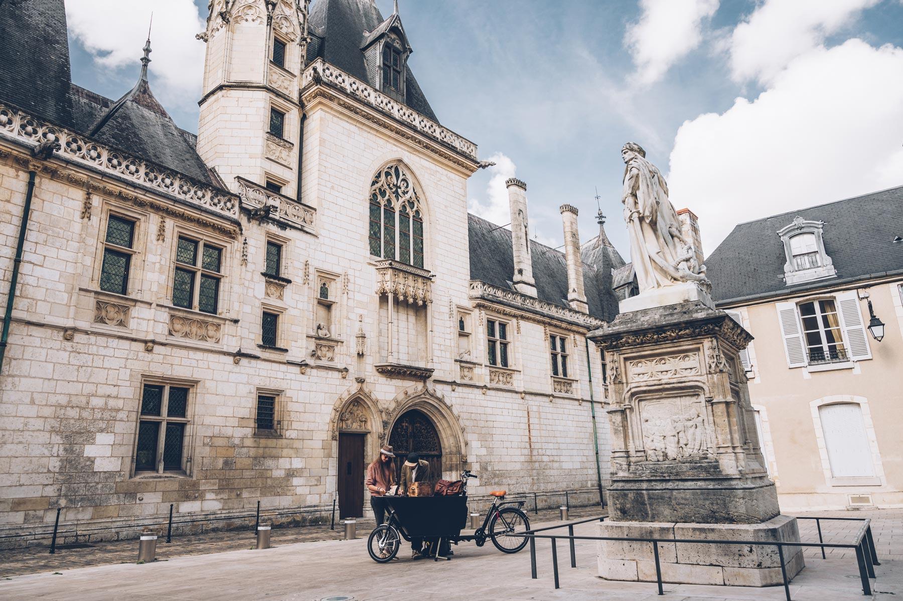Les Mystères de Bourges, escape game