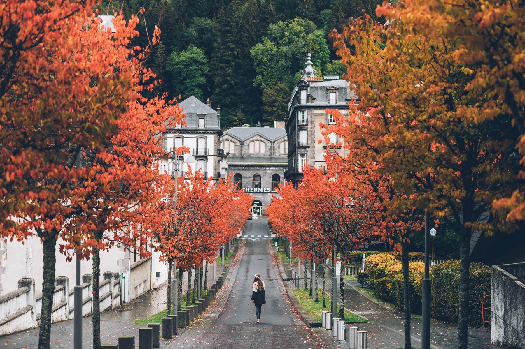 Mont Dore, Auvergne