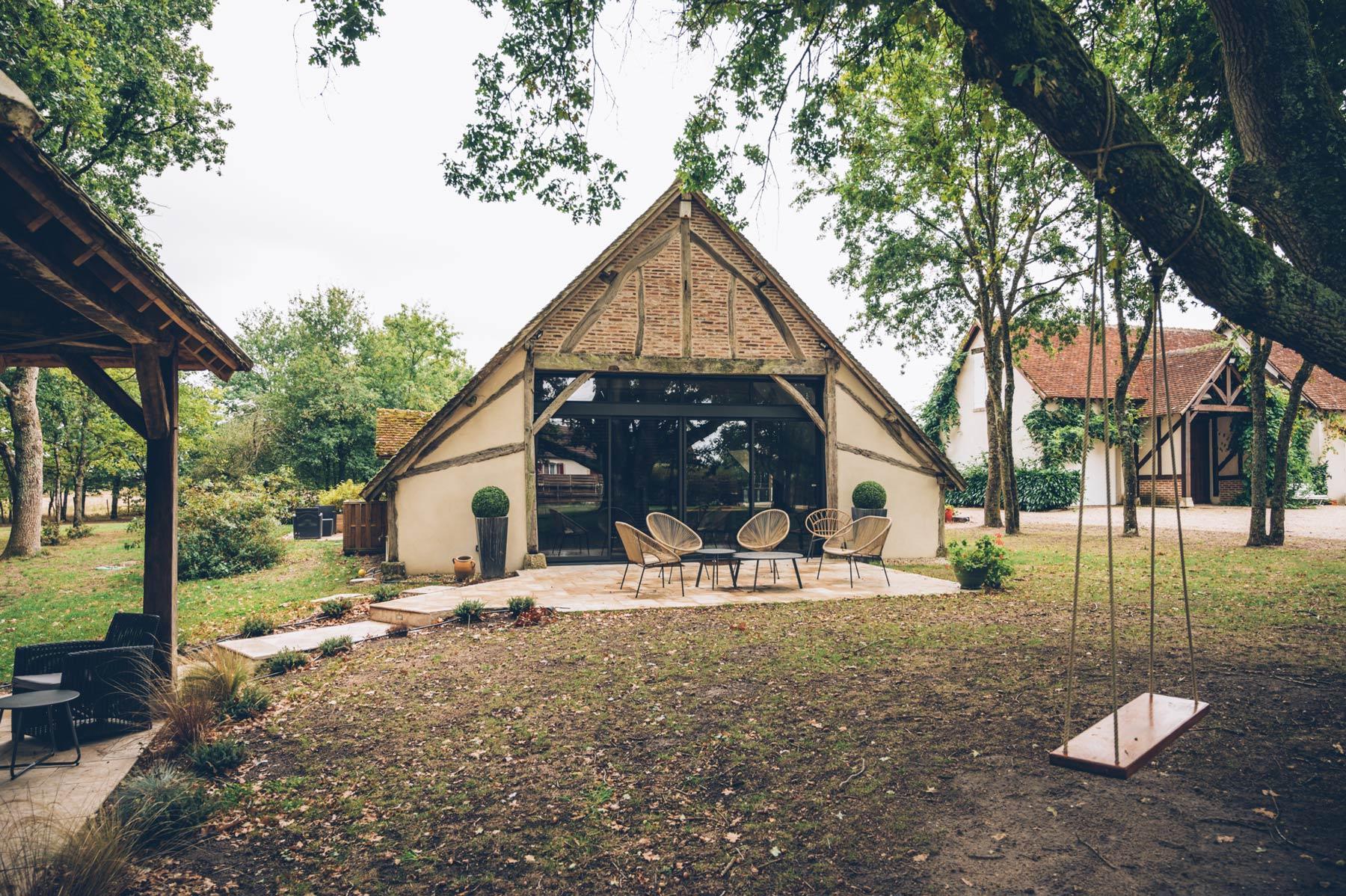 La grange de Léonie, Berry