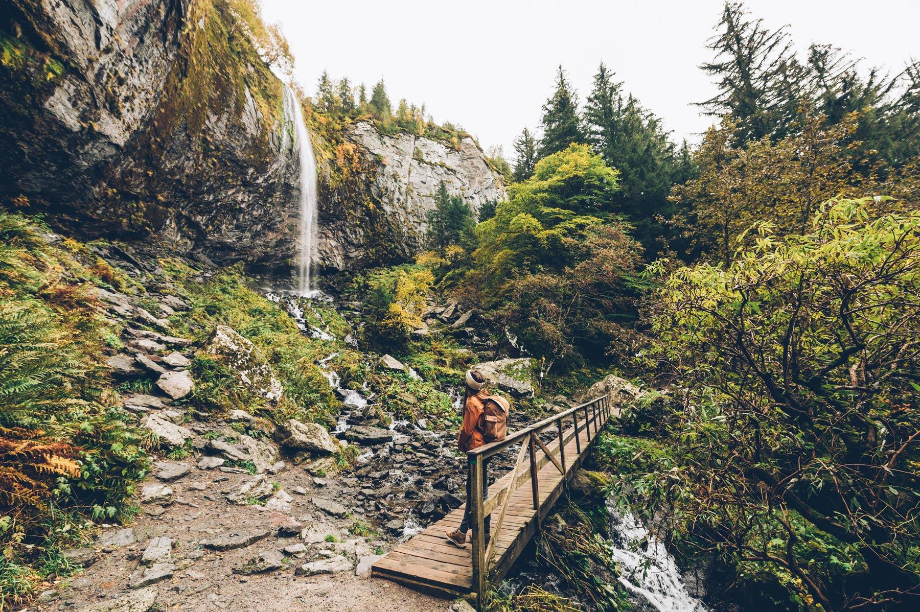 La Grande Cascade, Auvergne