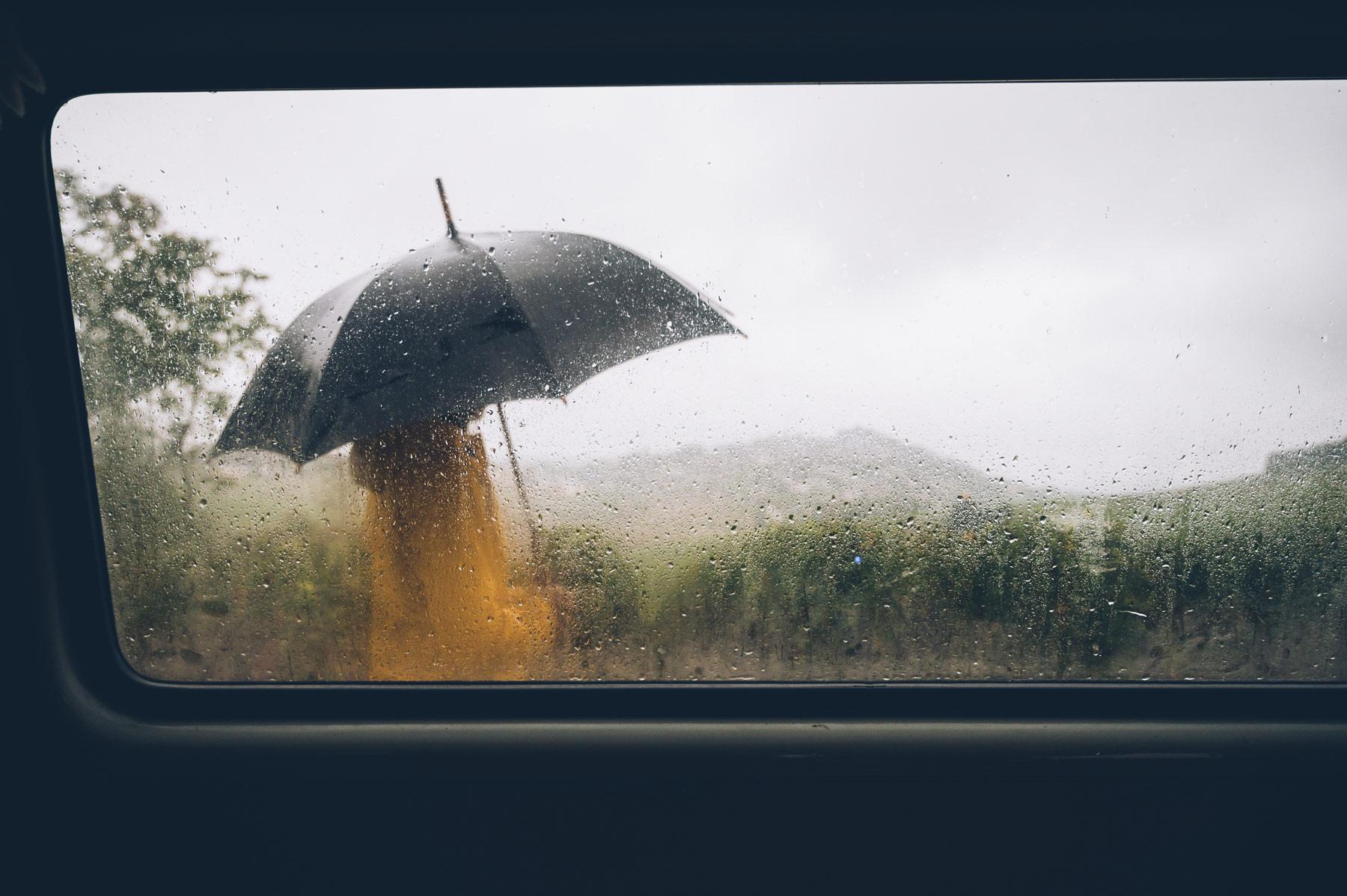 Matin pluvieux, Sancerre