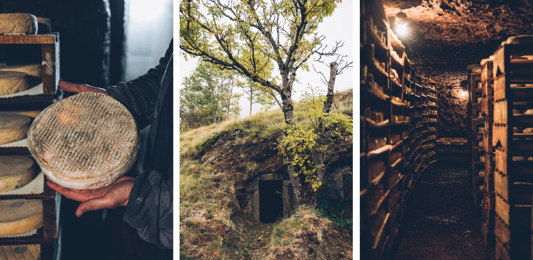 Cave de St Nectaire