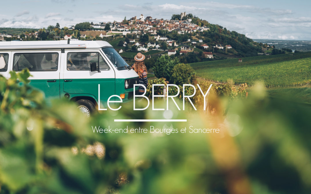 UN WEEK-END EN BERRY À 2H DE PARIS