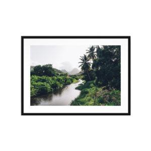 Tirage Photo, Le Carbet, Martinique