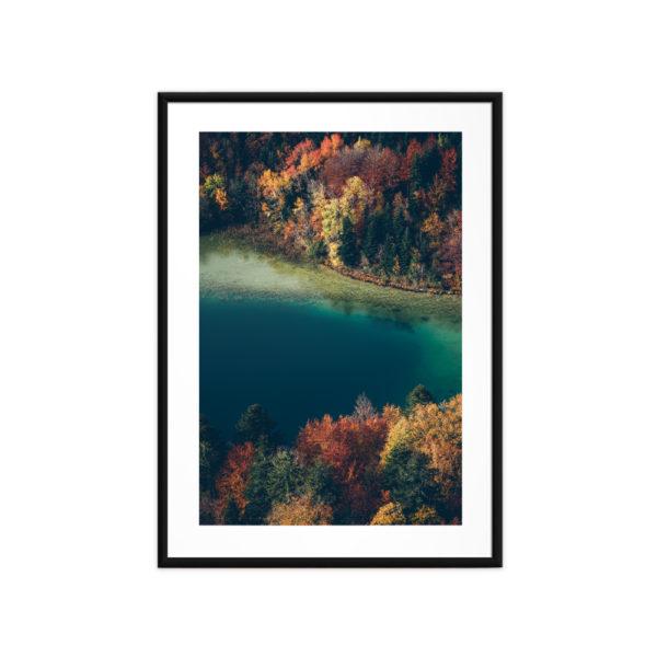 Tirage photo, Automne dans le Jura