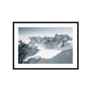 016, Là Haut, Chamonix