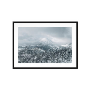 Tirage Photo, Mont Yoeti, Japon