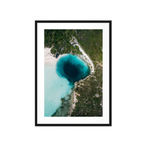 Tirage Photo, Blue Hole, Bahamas