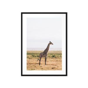 Tirage photo, Masaï