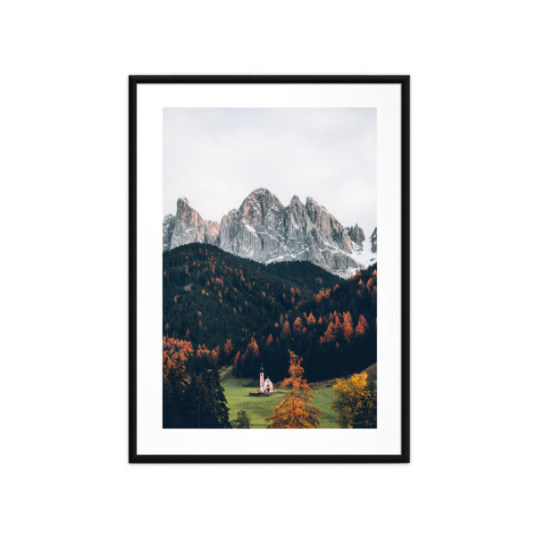 San Giovanni, Dolomites