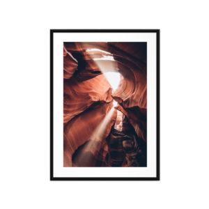 Light, Antelope Canyon