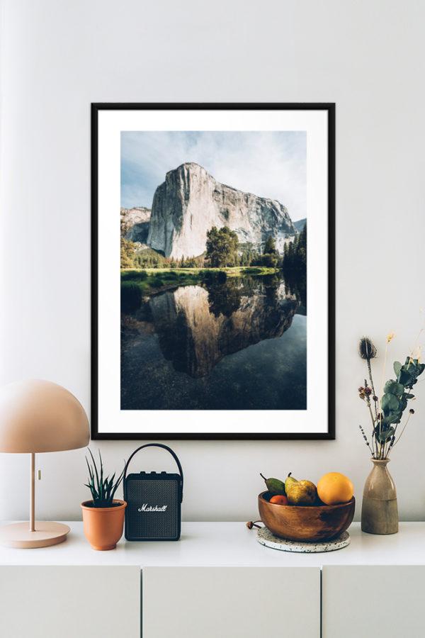 Tirage photo, Yosemite
