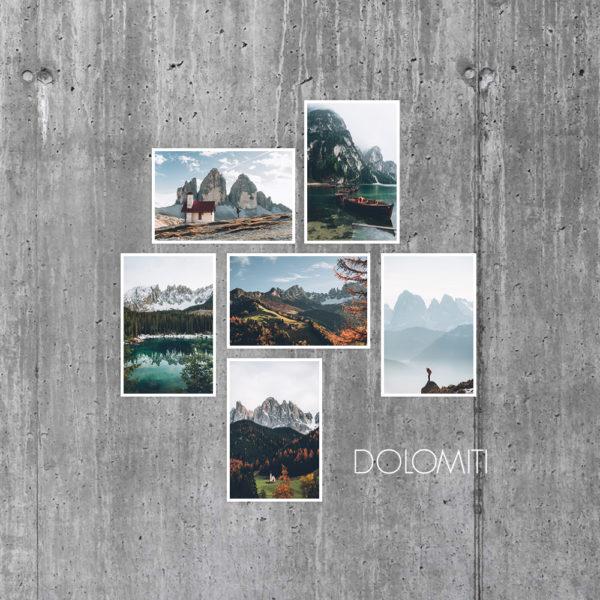 Cartes Dolomiti