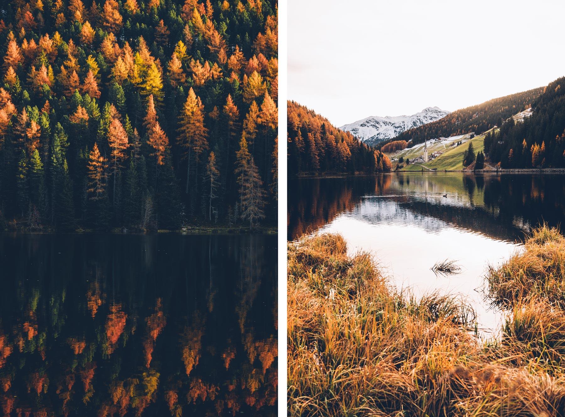 Lago di Valdurna, Sud Tyrol