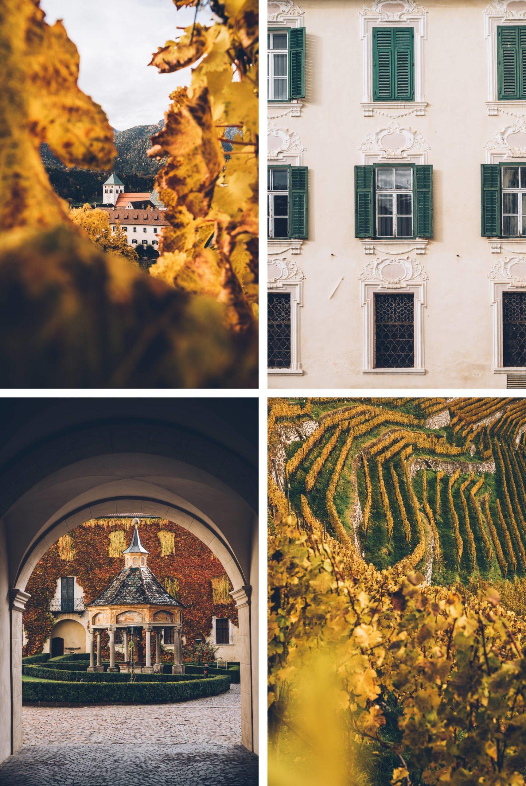 Abbaye Novacella, Bressanone