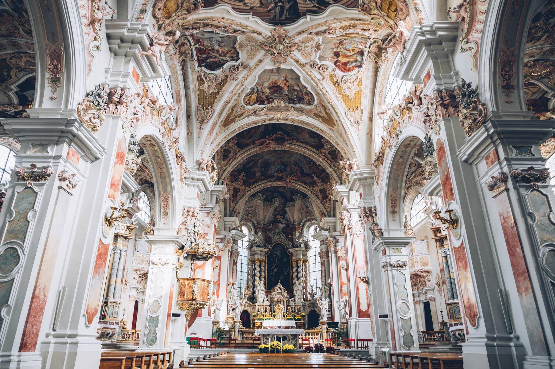 Abbaye Novacella, Sud Tyrol