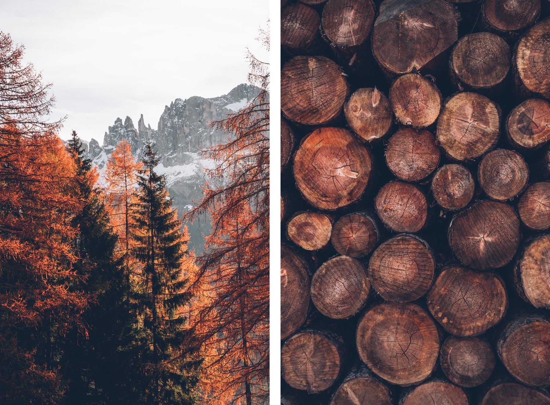 Val Tires, Dolomites