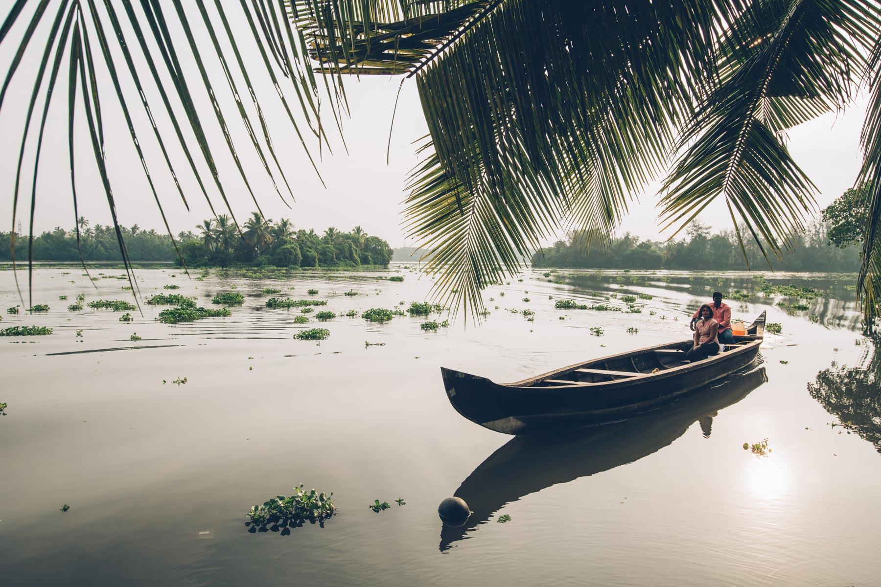 Backwater India