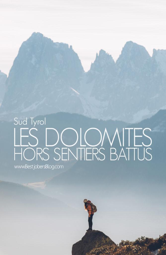 Dolomites hors sentiers battus