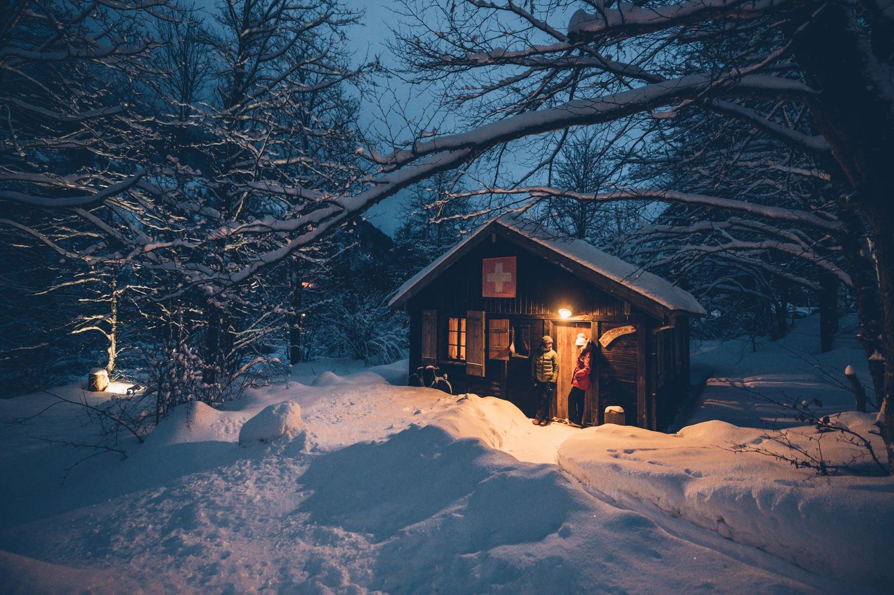 Cabane Insolite dans les Vosges