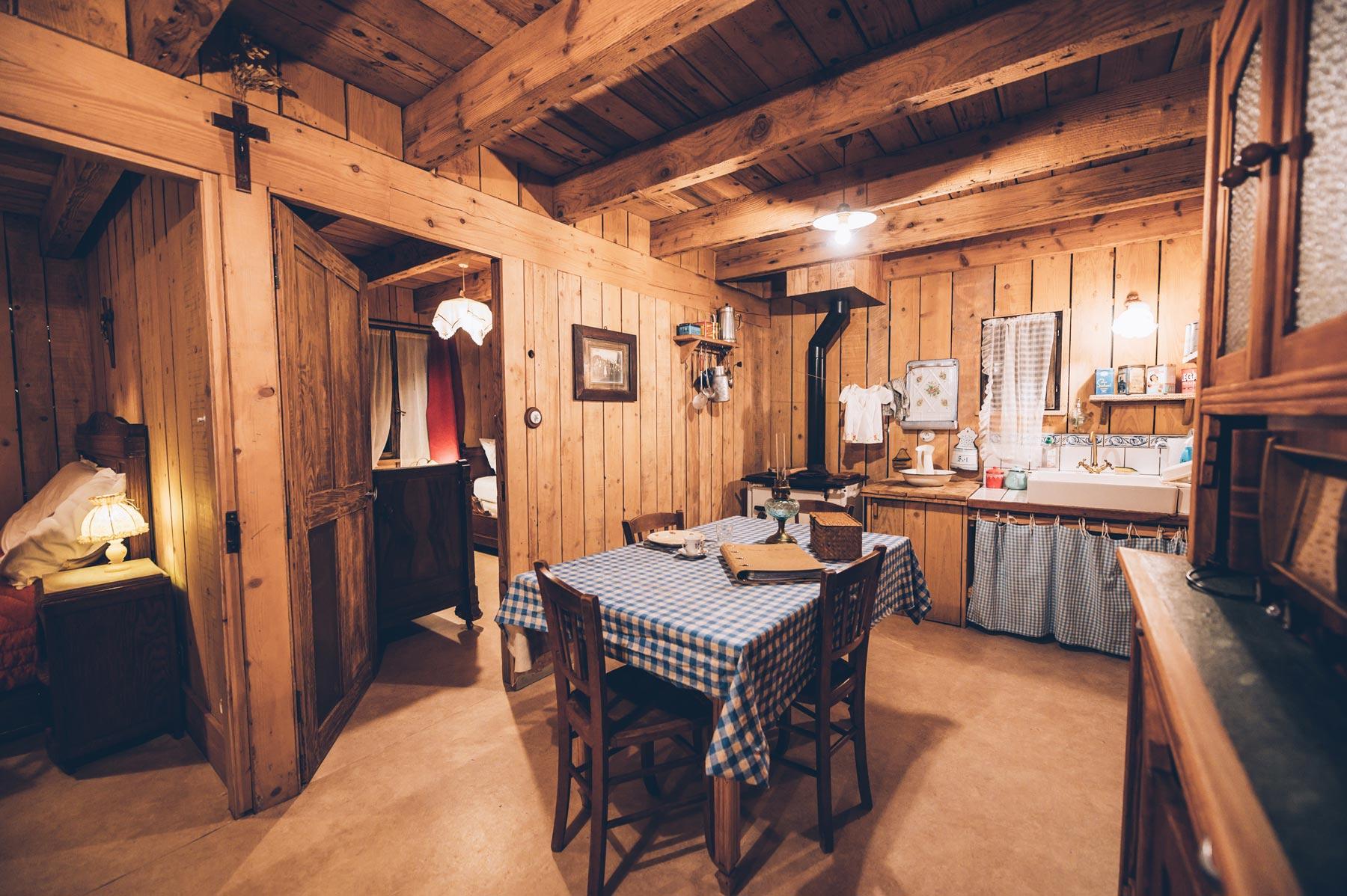 Cabane du Don Suisse, Bol d'Air