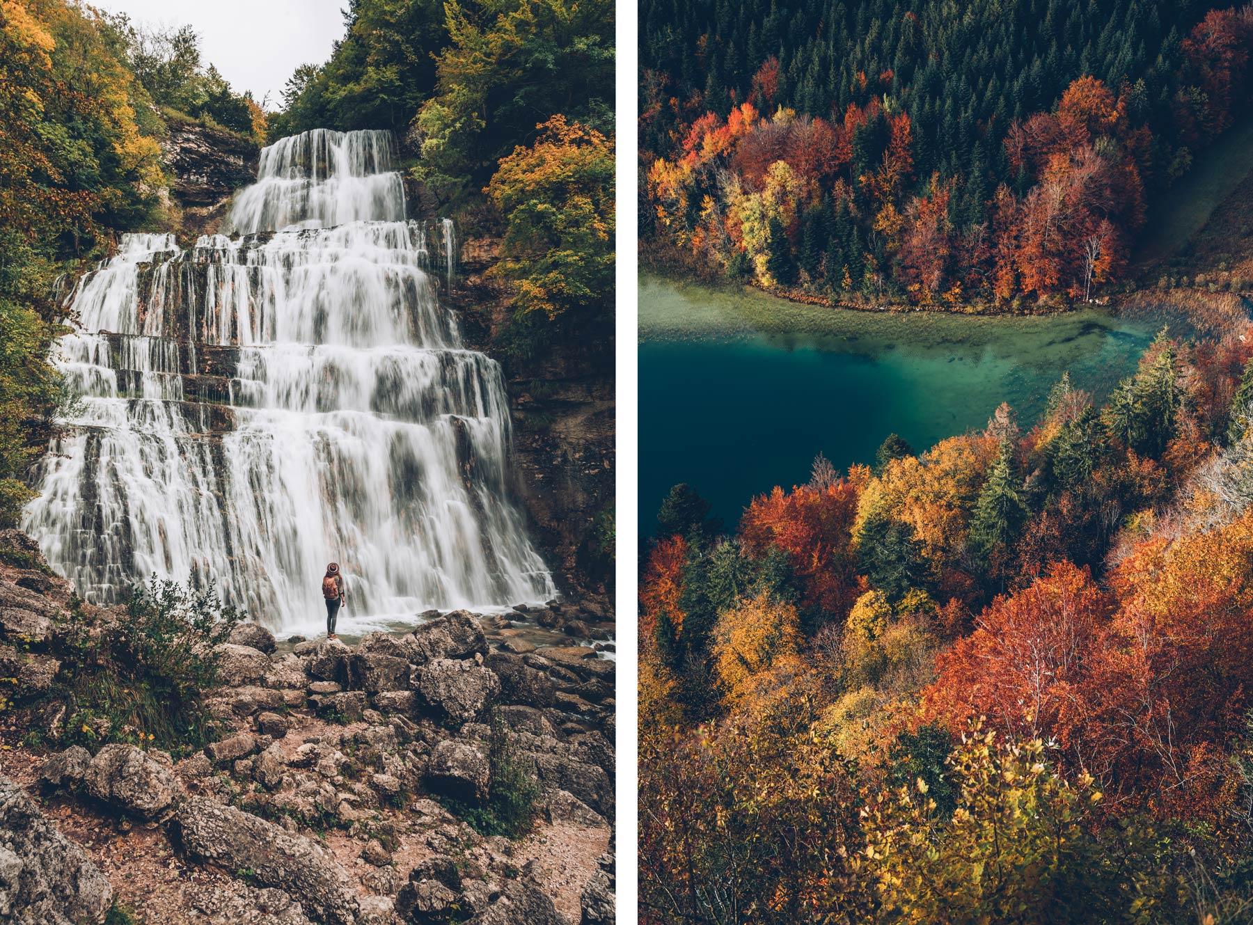 Jura en automne