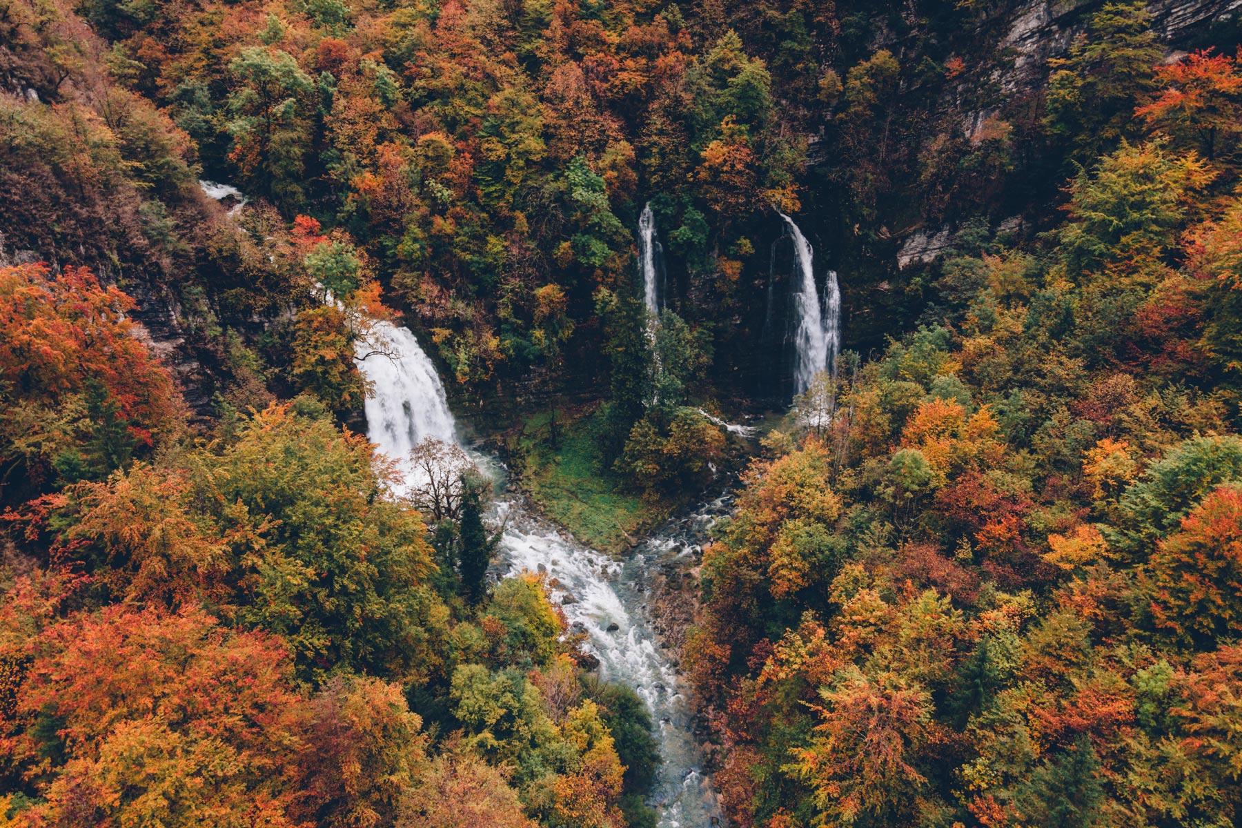 Gorges du Flumen, Jura