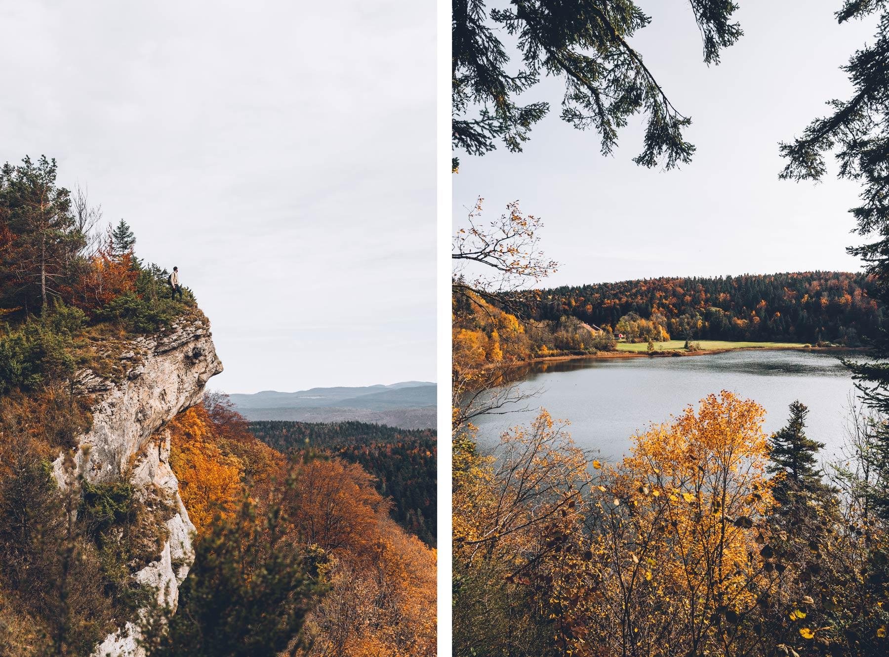 Lac d'Antre, Jura