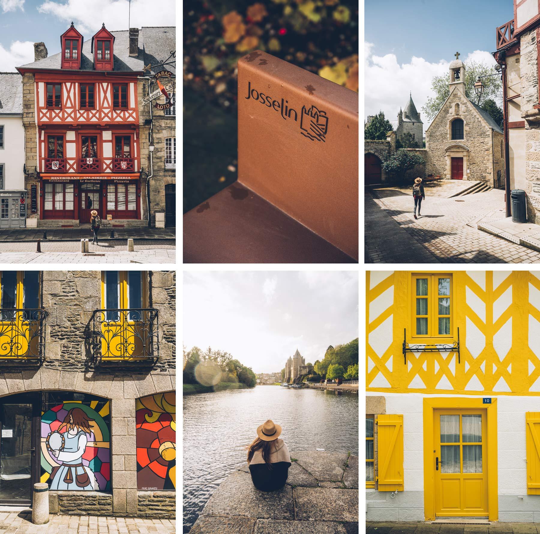 Josselin, Bretagne