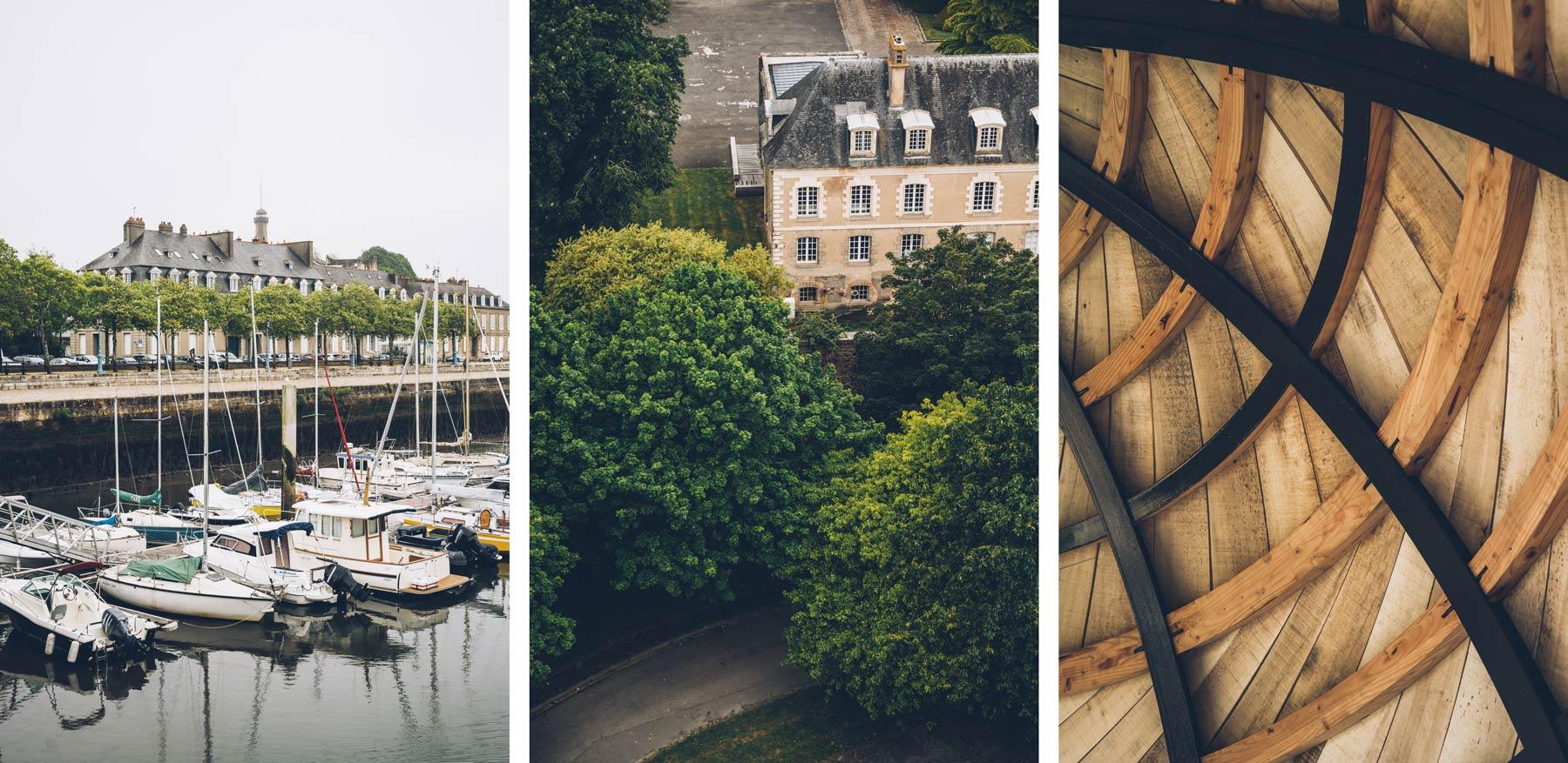 Tour de la Découverte, Lorient