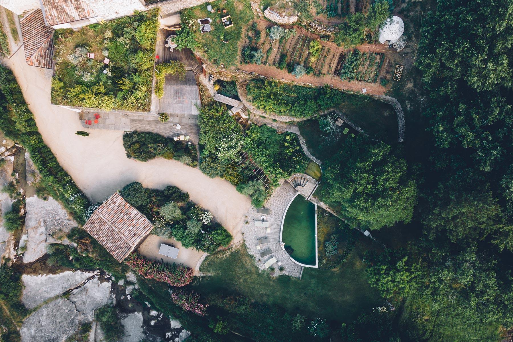 Location Maison de rêve en Ardèche