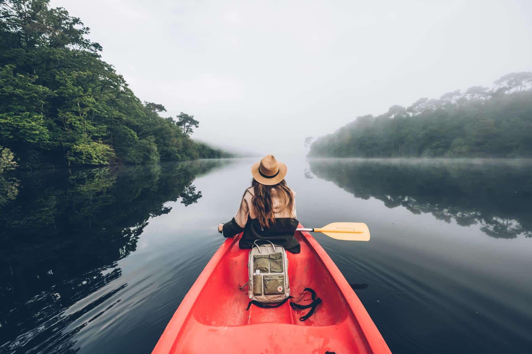 Lac de Guerledan, Bretagne