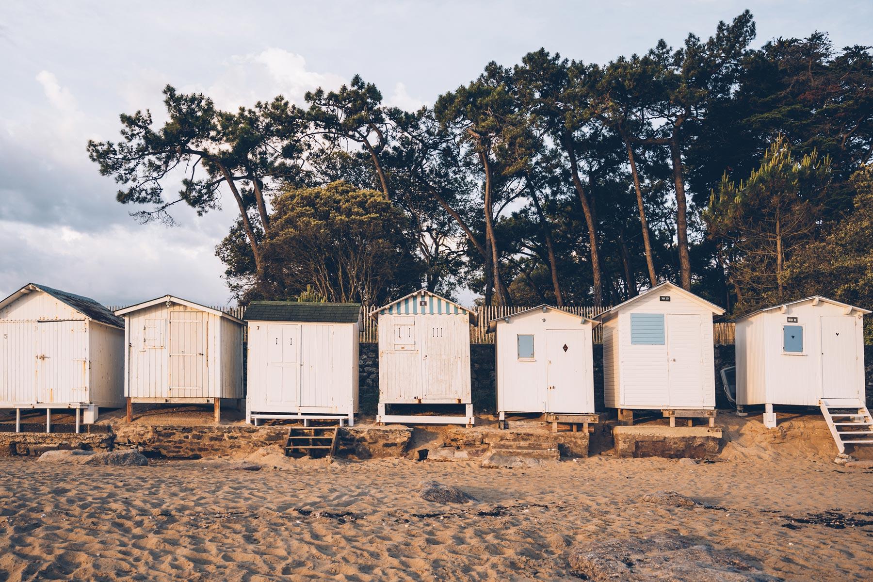 Plage des. Dames Noirmoutier, Vendée