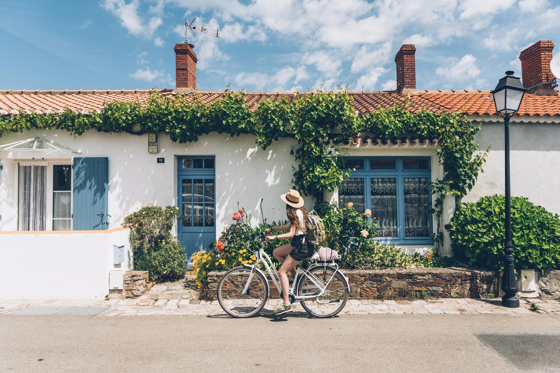 Noirmoutier en vélo electrique