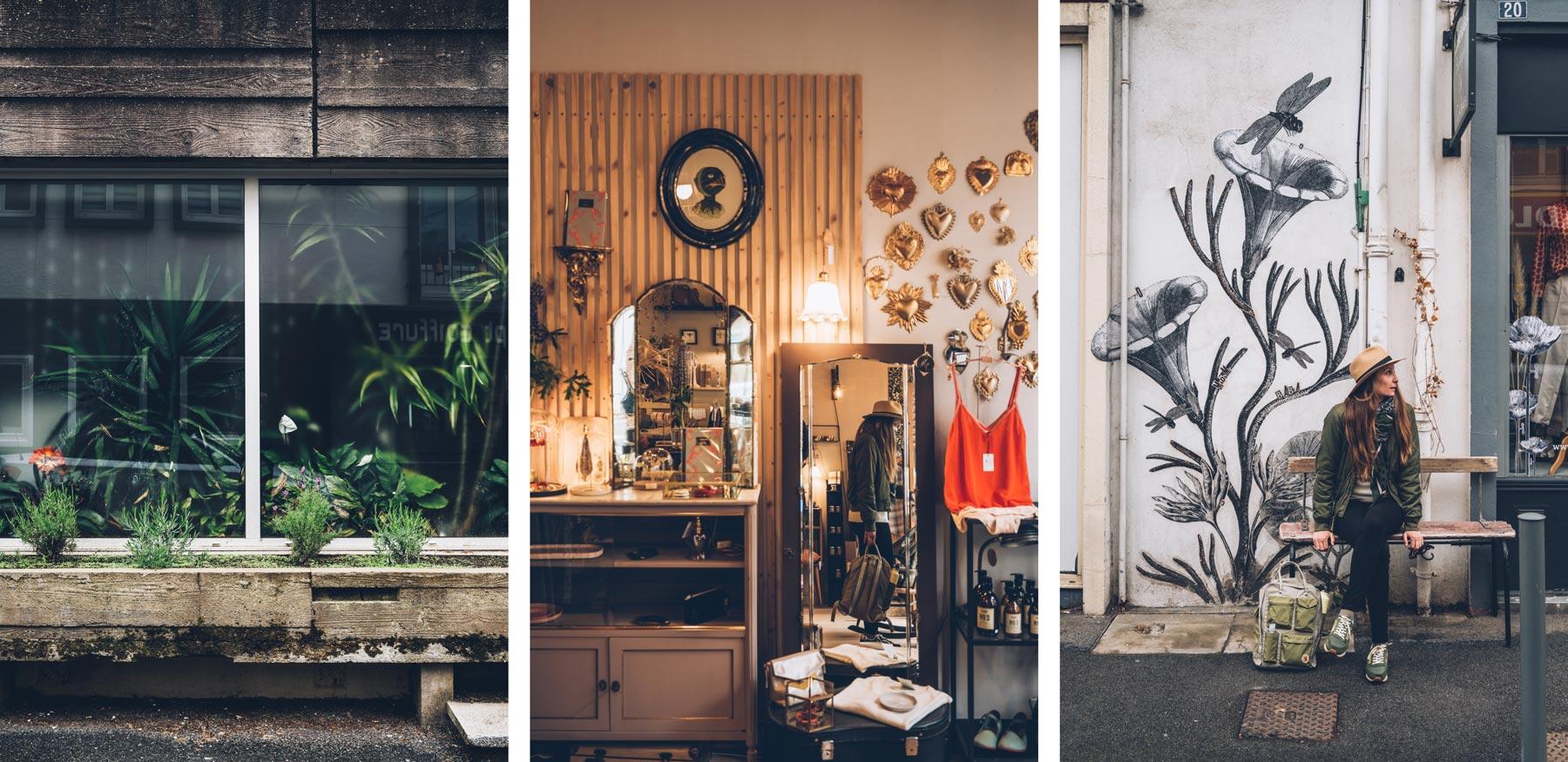 Lorient, Boutiques concept store