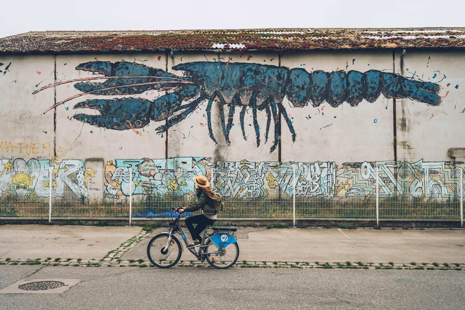 Street Art, Lorient, War