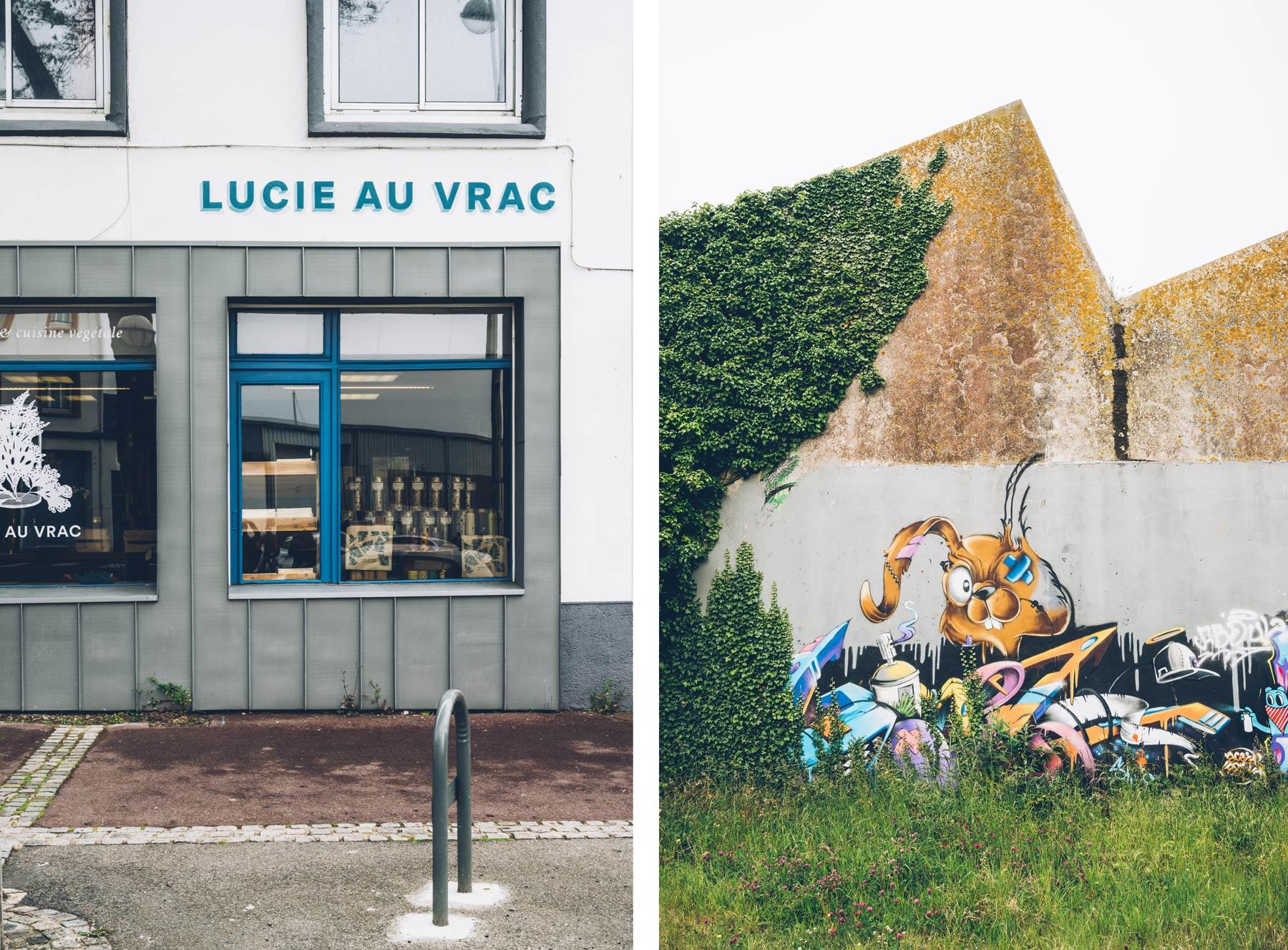Lucie au Vrac, Lorient