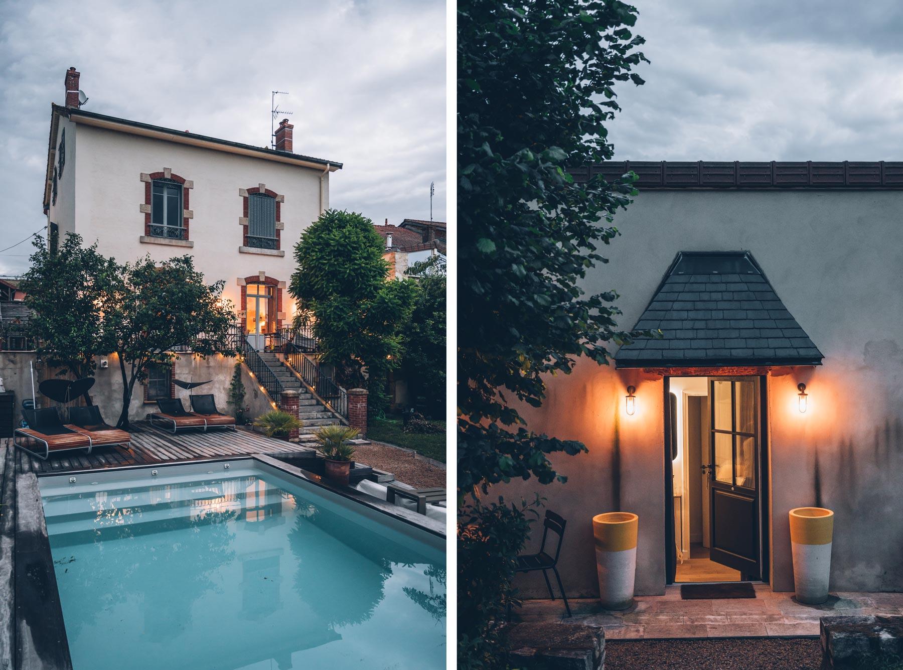 Maison Tandem, Cluny