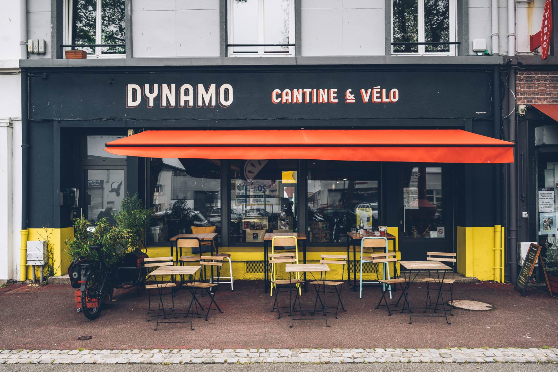 Dynamo, Lorient