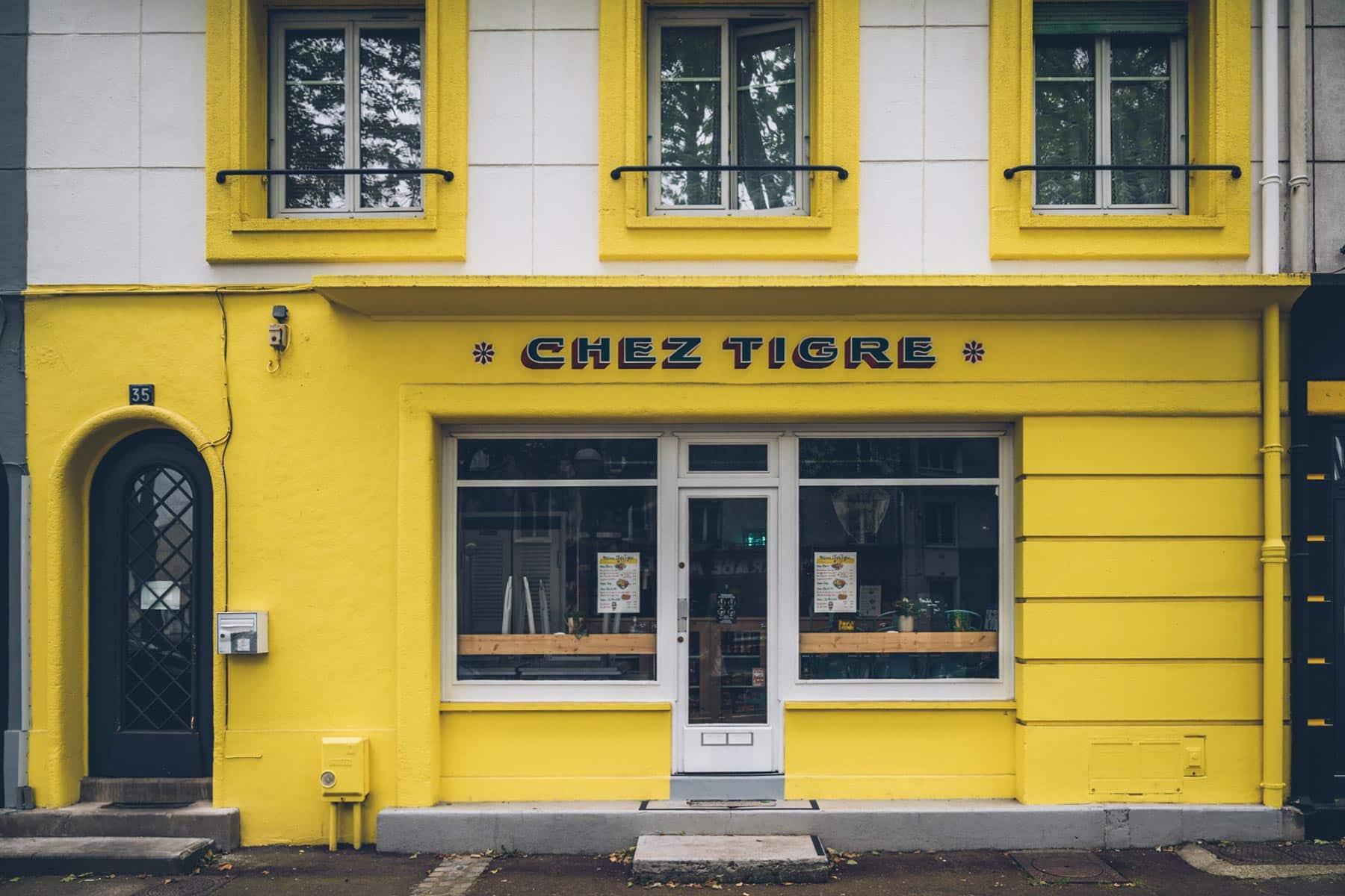 Chez tigre, Lorient