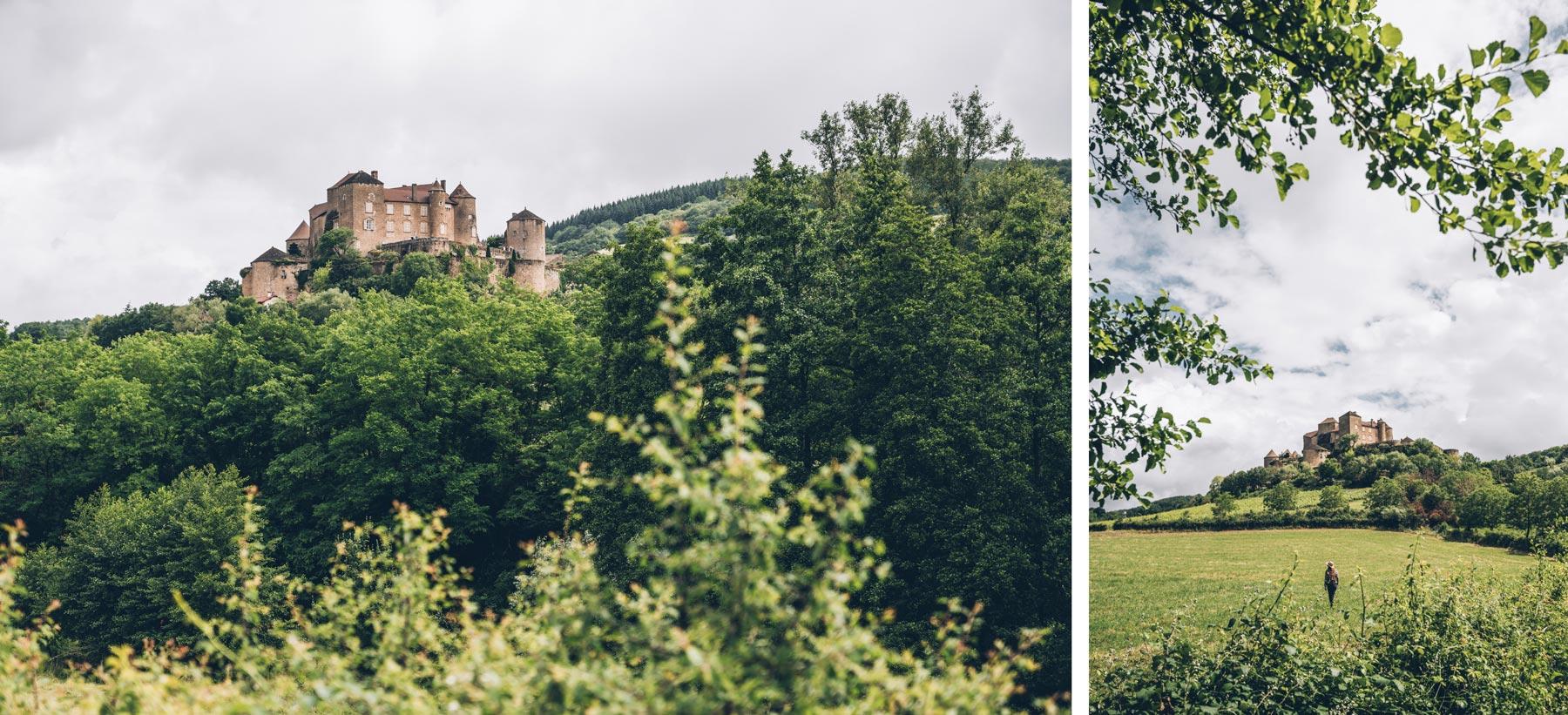 château de Berzé-le-Chatel