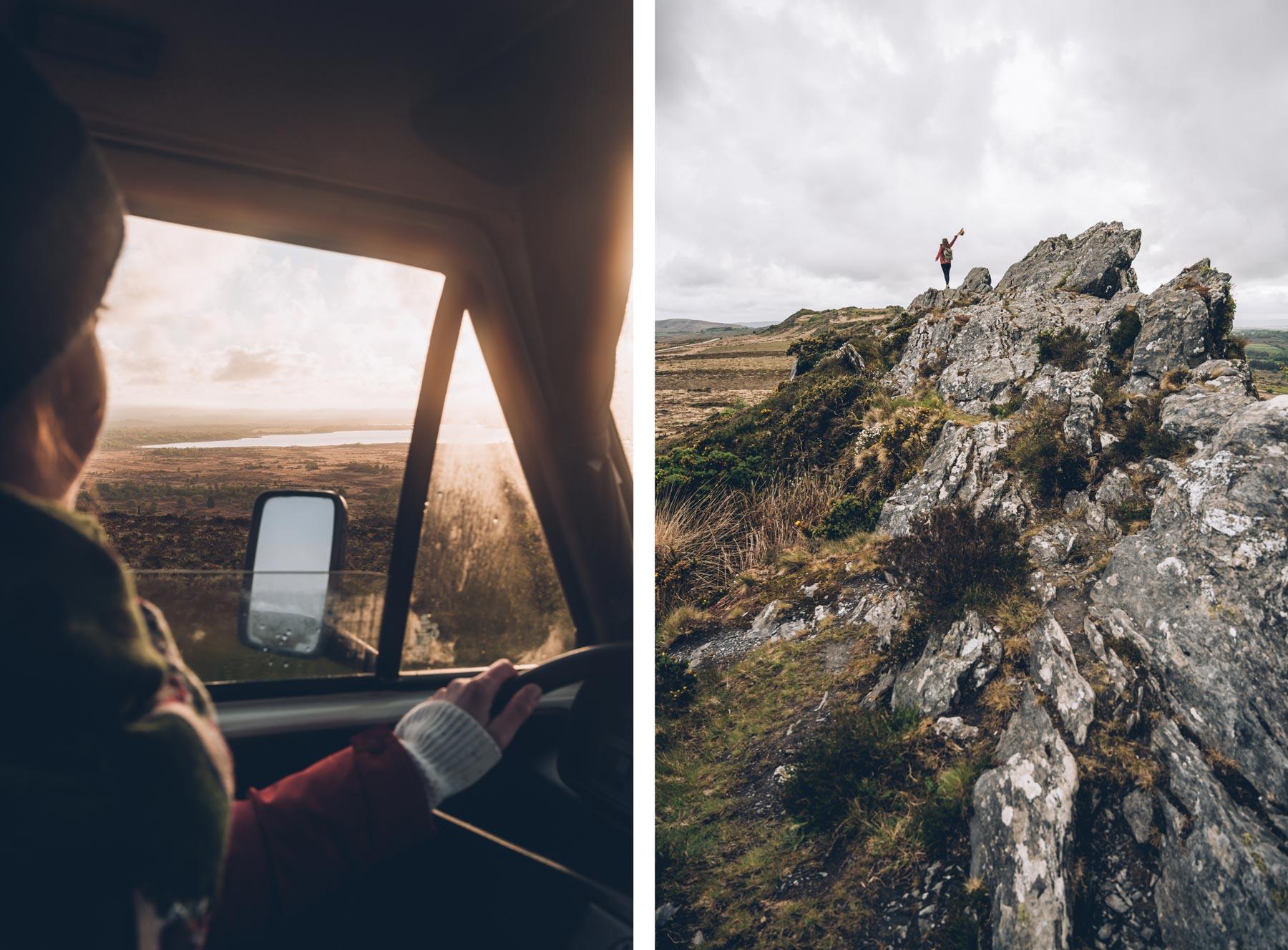 Les Monts d'Arrée, Bretagne