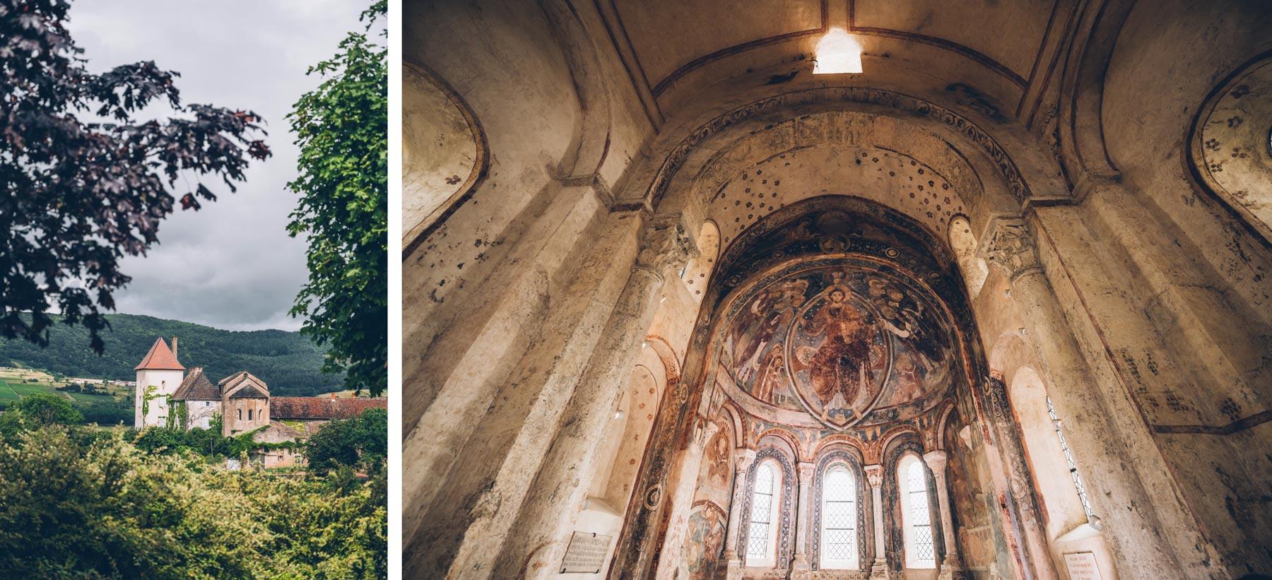 Chapelle des Moines
