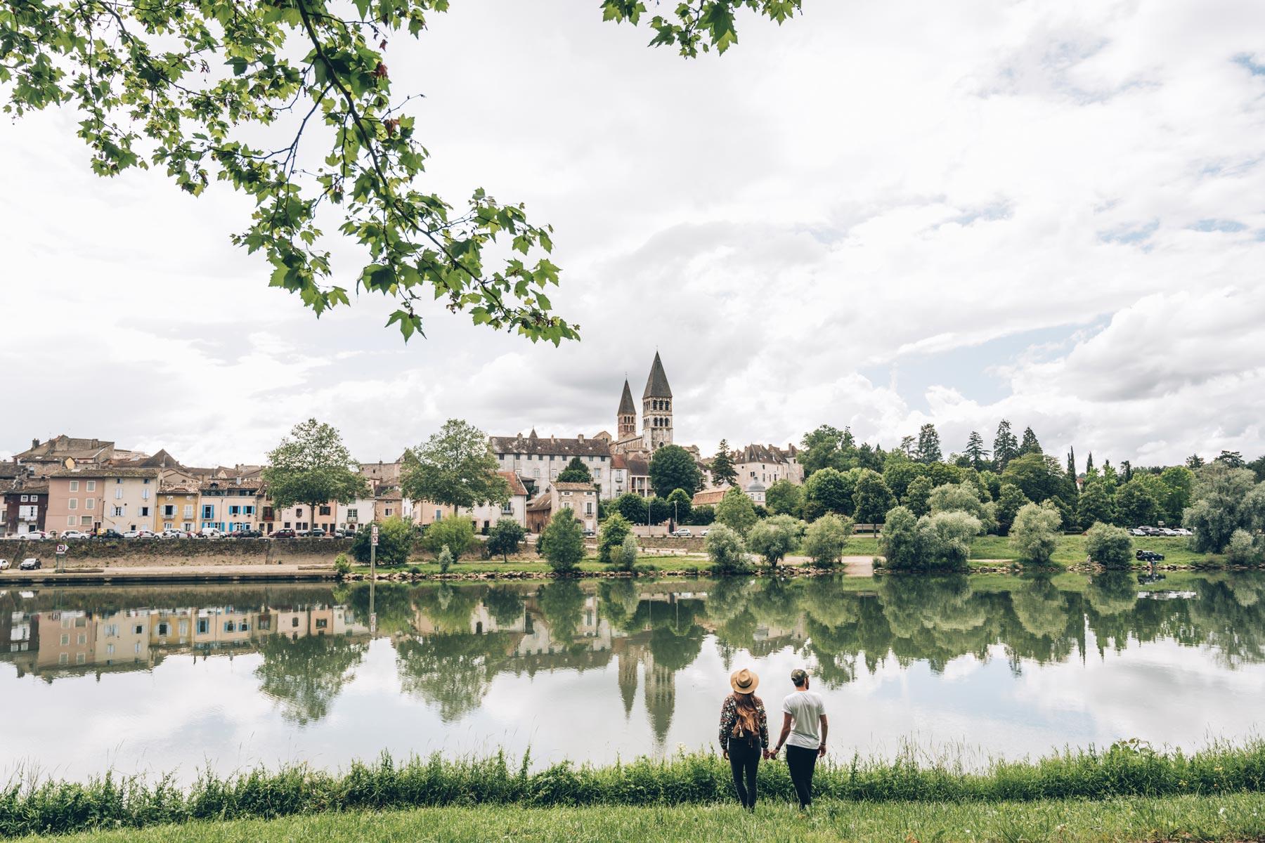 Tournus, Saone et Loire