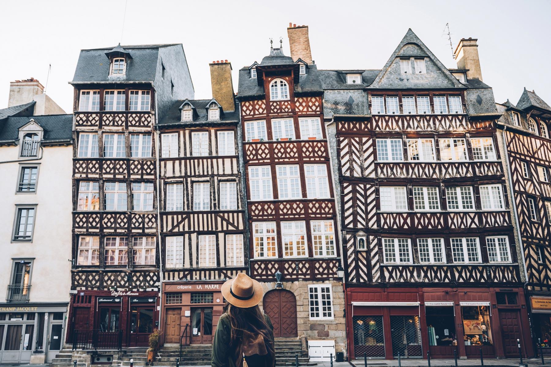 Rennes, Bestjobers Blog Voyage