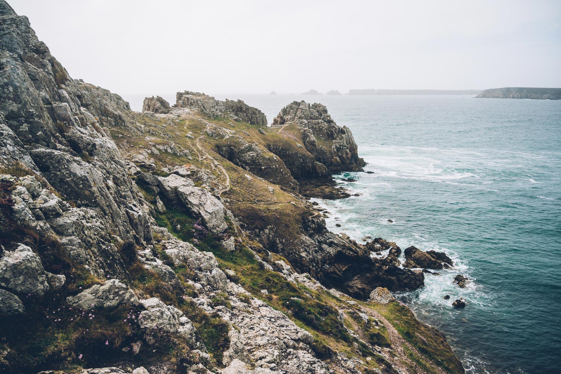 Pointe de Dinan, Crozon