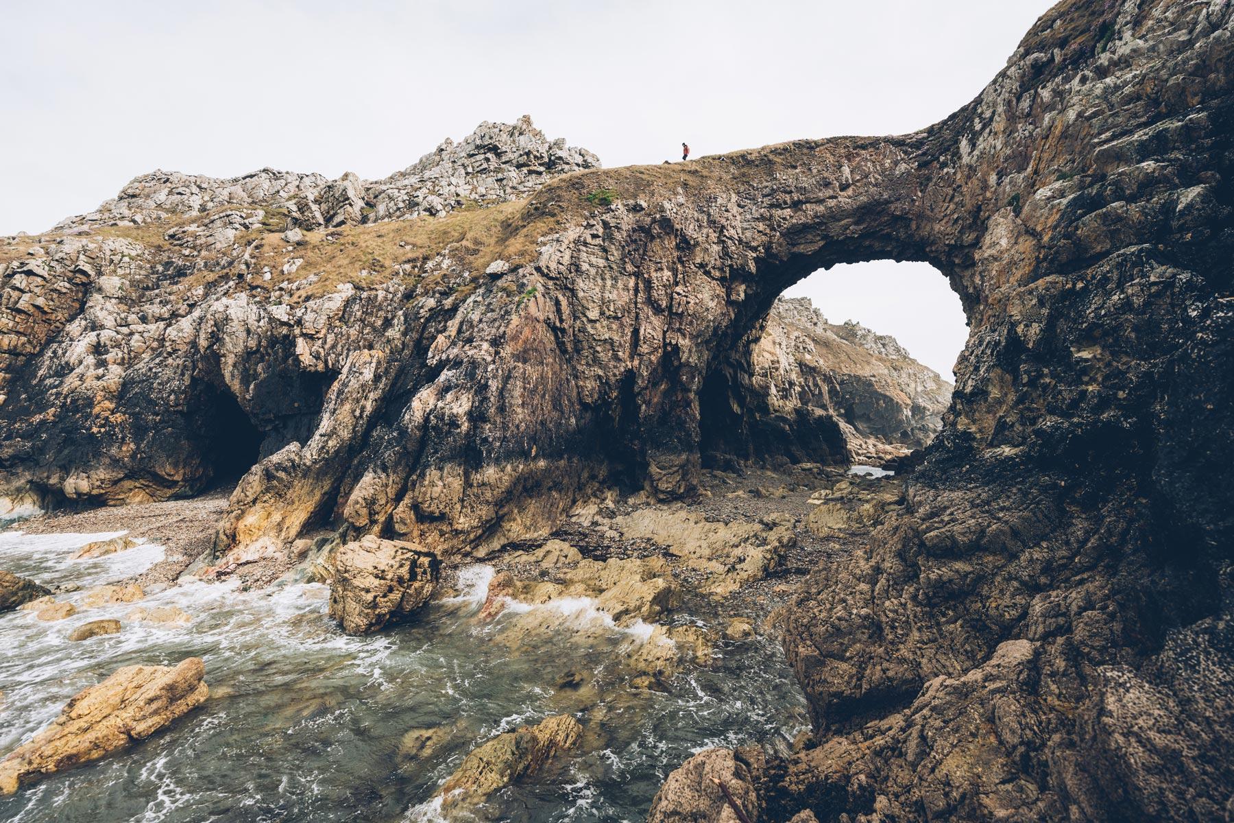 Arche, Pointe de Dinan, Crozon