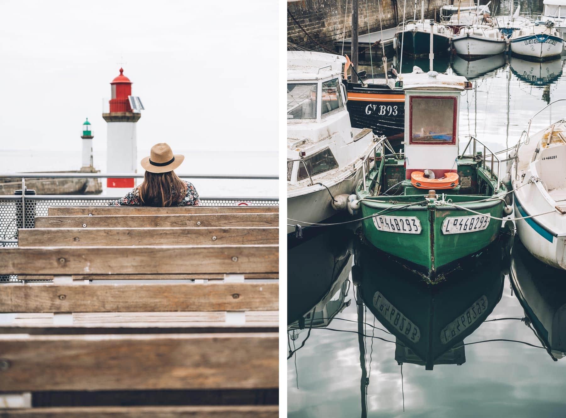 Ferry Lorient-Ile de groix