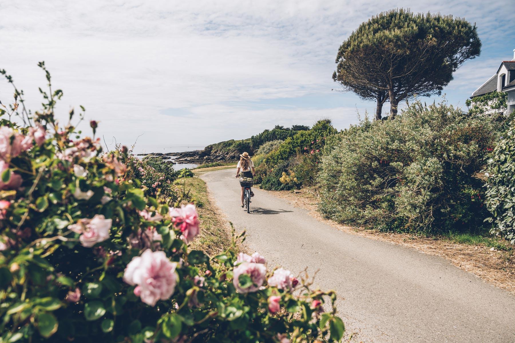 L'ile de Groix à vélo