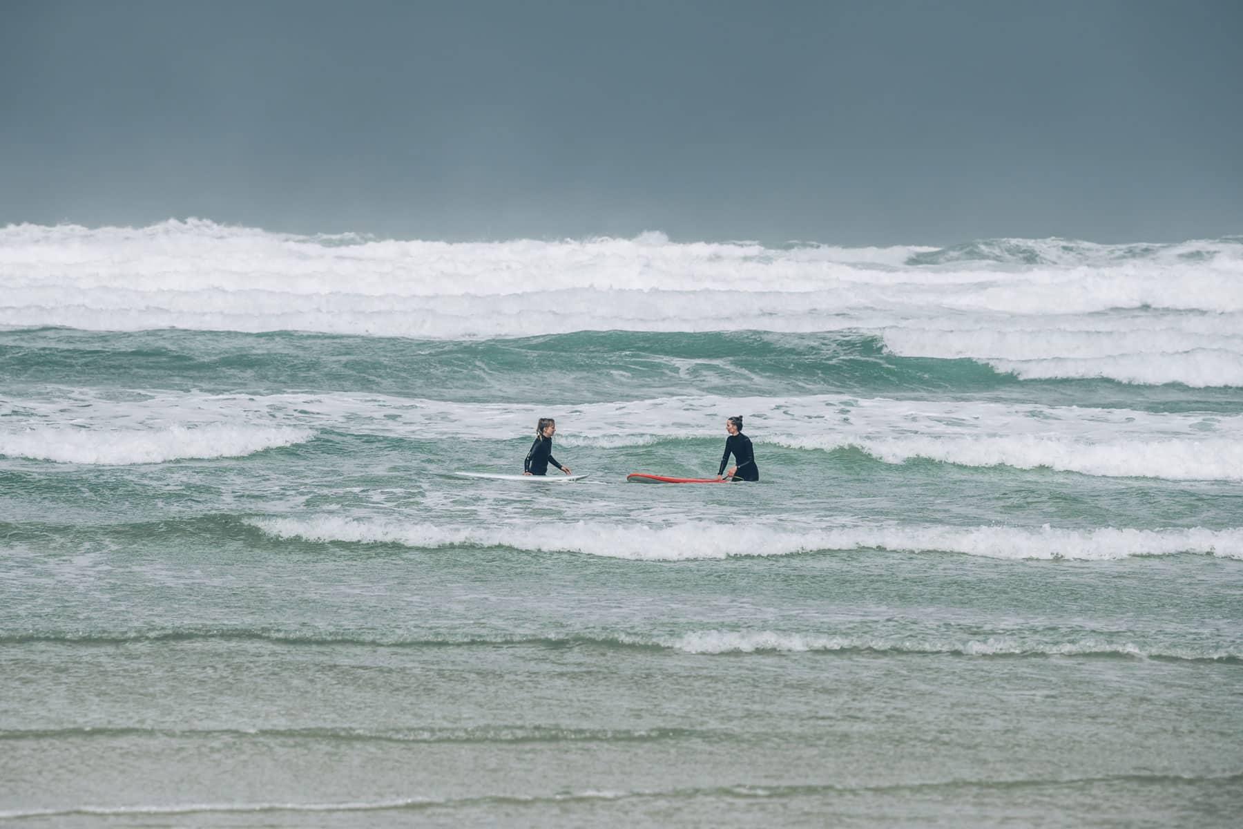 Surf, Plage de la Torche